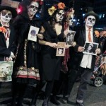All Souls Procession 2016 in downtown Tucson.