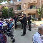 Mariachi Music was delightful!