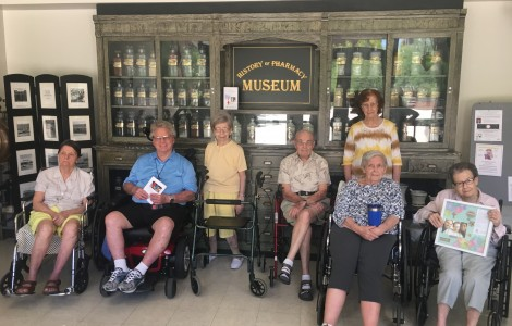 UofA History of Pharmacy Museum Outing