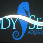 Our destination ODYSEA Aquarium in Scottsdale, Arizona.