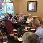 Friends and family enjoyed an evening of celebration.