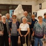 The Fountains residents visit the Heard Museum in Phoenix, Arizona.