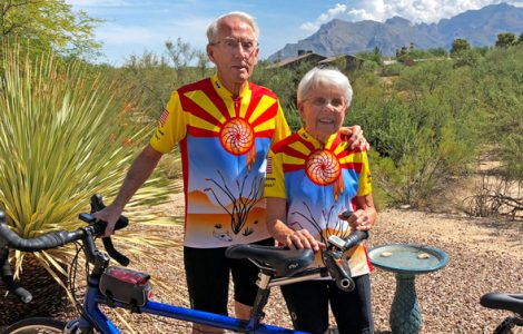 Residents Jack and Libby Melville are Enjoying Worry-Free Retirement Living at The Fountains
