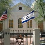 The Jewish History Museum, the first synagogue in Tucson.