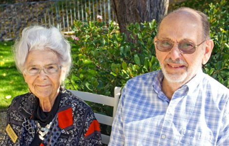 Residents Don Plummer and Toetie Oberman are Enjoying a Rich Network of Friends at The Fountains