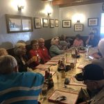 Breakfast was delicious, the portions were huge we all really enjoyed the hospitality the staff provided for us!